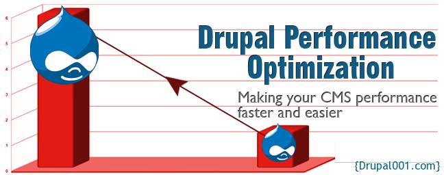 Drupal7 性能优化